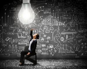 big data light bulb