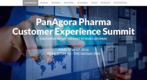 PanAgora Pharma Customer Experience Summit