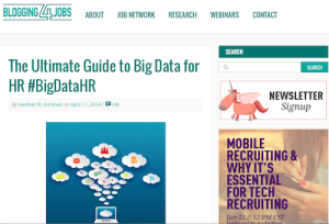 The Ultimate Guide to Big Data for HR