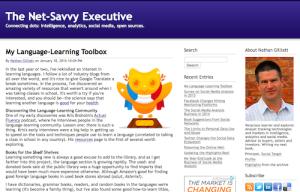 The NetSavvy Executive