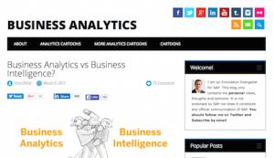Business Analytics vs Business Intelligence