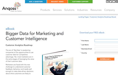 Bigger Data for Marketing and Customer Intelligence