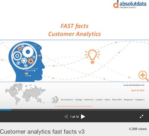 FAST Facts Customer Analytics