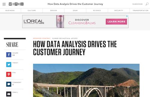 How Data Analysis Drives the Customer Journey