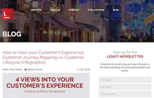 How to View Your Customers Experience Customer Journey Mapping vs Customer Lifecycle
