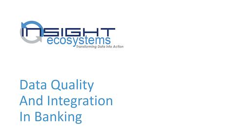 Insight Ecosystems
