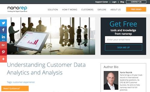 Understanding Customer Data Analytics and Analysis