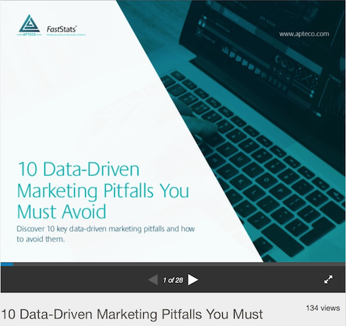 10 DataDriven Marketing Pitfalls You Must Avoid