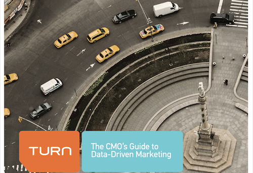 The CMOs Guide to DataDriven Marketing