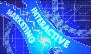 Interactive Marketing on the Gears. Blueprint Style.