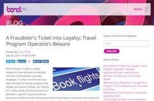 Bond Brand Loyalty Blog