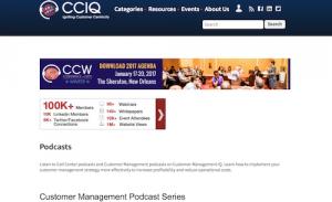 Call Center IQ Podcasts