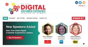 Digital Customer Experience Strategies Summit