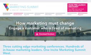Incite Group Marketing Summit