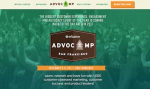 Influitive Advocamp San Francisco