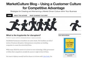 MarketCulture Blog