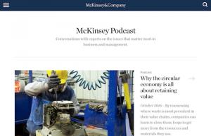 McKinsey Podcast