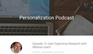 Personalization Podcast