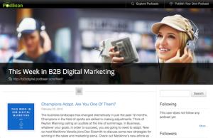 This Week in B2B Digital Marketing