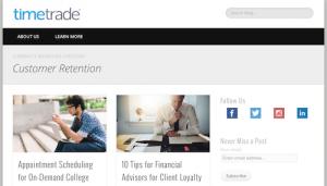 Timetrade Blog