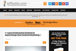 5 Types of Interactive Content to Supercharge Your Content Marketing