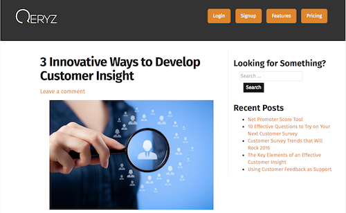 3 Innovative Ways to Develop Customer Insight