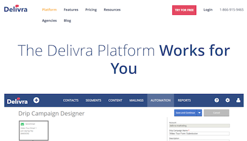 the 57 best marketing automation software tools \u2013 ngdataan email marketing and marketing automation platform, delivra is designed for teams looking for a strategic partner to assist with email automation