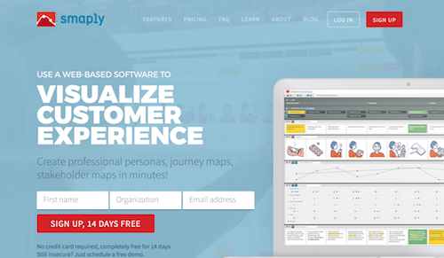 The Best Customer Journey Mapping Software Tools NGDATA - Journey mapping software