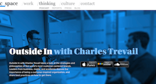 C Space Podcast Outside In with Charles Trevail