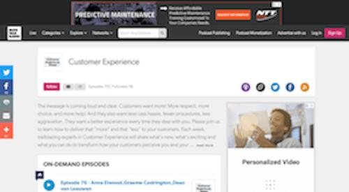 Customer Experience Online Radio