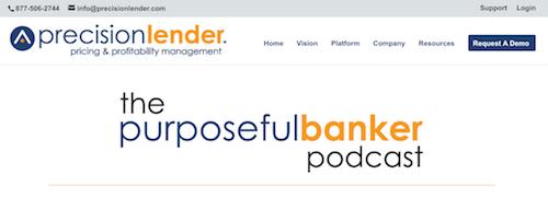 The Purposeful Banker