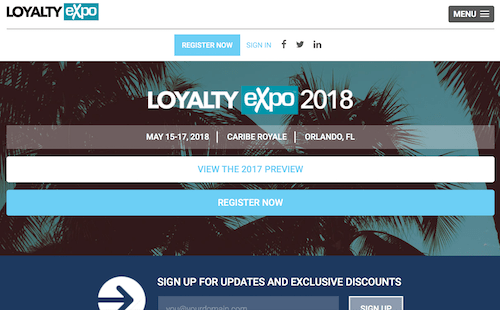 Loyalty Expo 2018