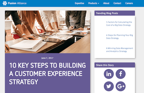 10 Key Steps to Building a Customer Experience Strategy