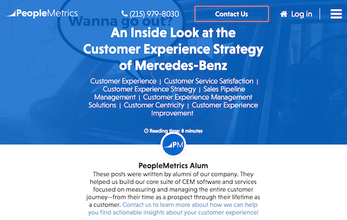 An Inside Look At The Customer Experience Strategy Of Mercedes Benz