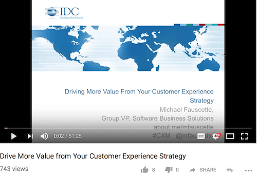 Driving More Value from Your Customer Experience Strategy