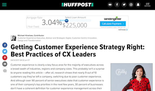 NGDATA | 50 Best Customer Experience Strategy Resources