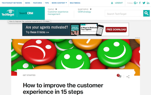 How to Improve the Customer Experience in 15 Steps