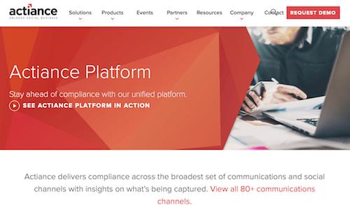 Actiance Platform