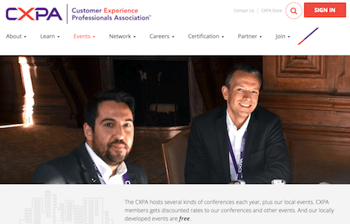 CXPA Insights Exchange