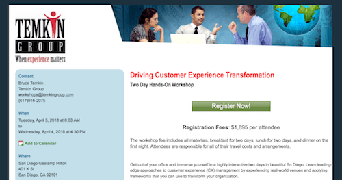 Driving Customer Experience Transformation
