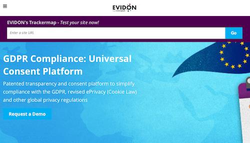 Evidon Universal Consent Platform