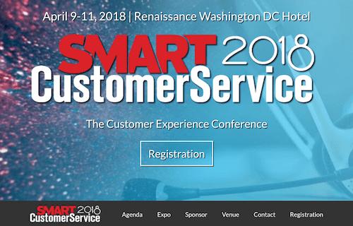 Smart Customer Service 2018