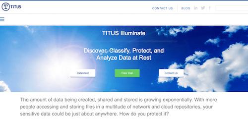 TITUS Illuminate