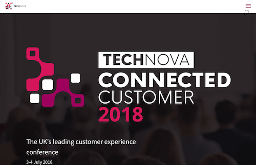 TechNOVA Connected Customer 2018